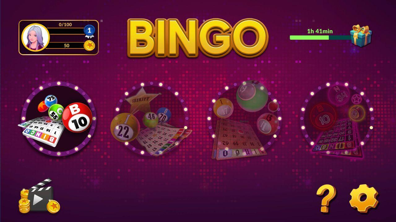 Bingo Offline Free Bingo Games 2.1.1 Screenshot 5