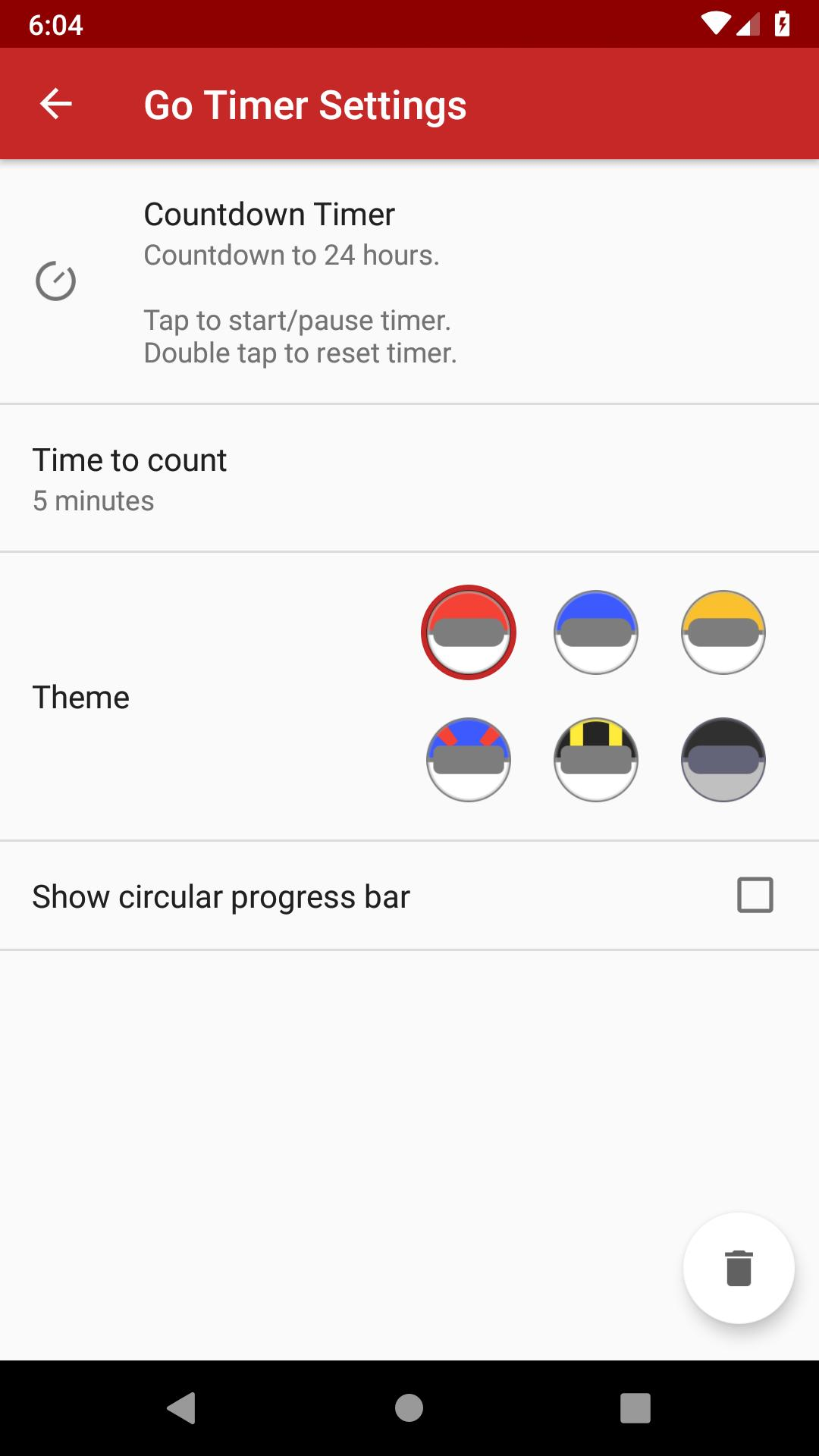 Go Timer 3.2.0 Screenshot 2