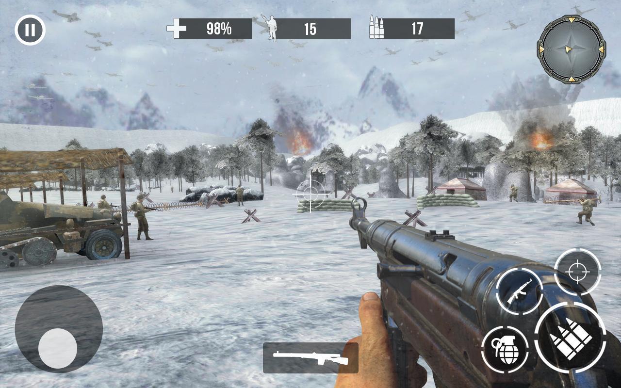 Call of Sniper WW2: Final Battleground War Games 3.3.5 Screenshot 3