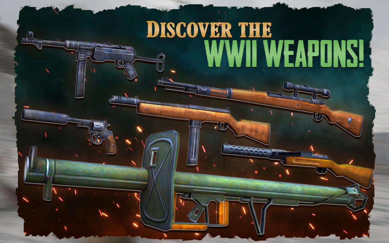 Call of Sniper WW2: Final Battleground War Games 3.3.5 Screenshot 4