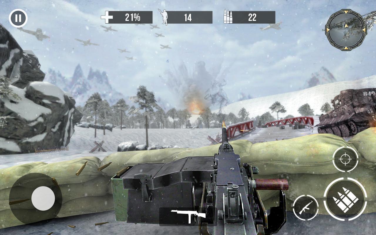 Call of Sniper WW2: Final Battleground War Games 3.3.5 Screenshot 5