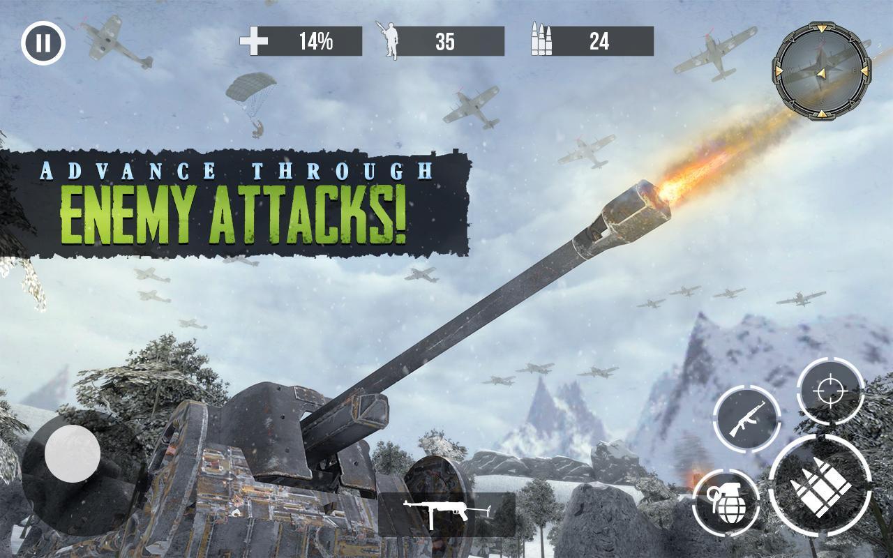 Call of Sniper WW2: Final Battleground War Games 3.3.5 Screenshot 6