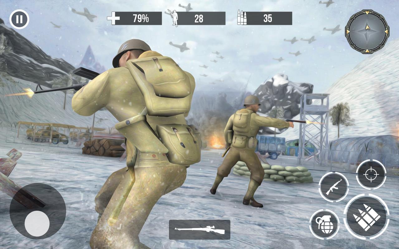 Call of Sniper WW2: Final Battleground War Games 3.3.5 Screenshot 7