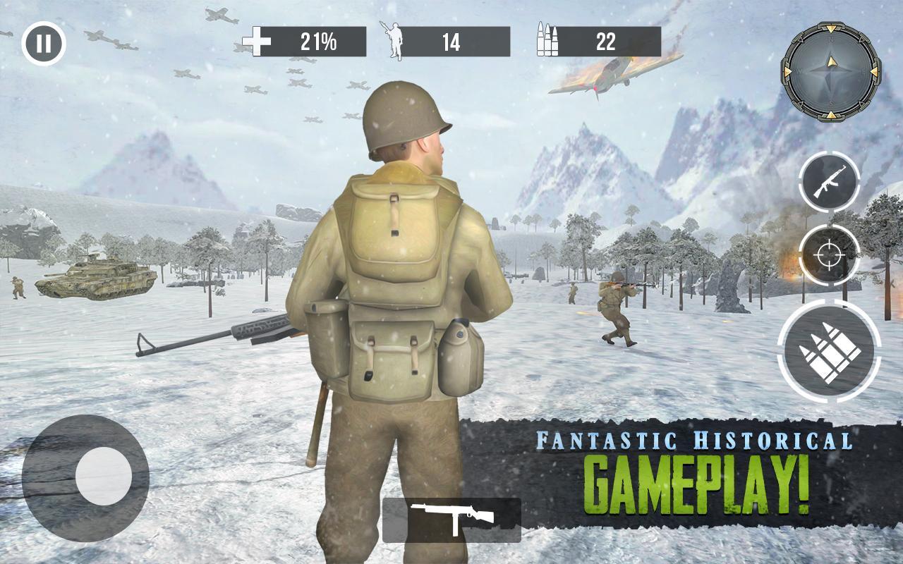 Call of Sniper WW2: Final Battleground War Games 3.3.5 Screenshot 8