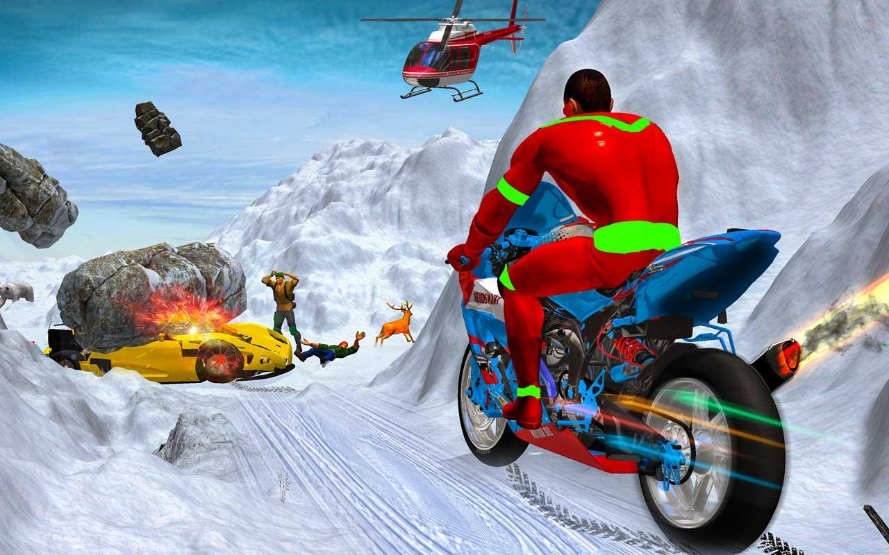 Light Speed Robot Doctor Hero - Rescue & Survival 2.3 Screenshot 17