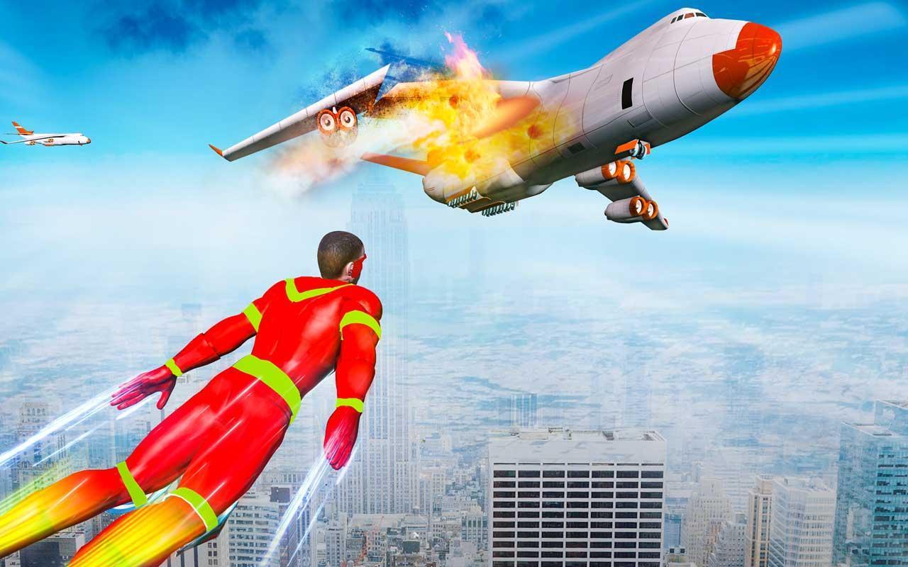 Light Speed Robot Doctor Hero - Rescue & Survival 2.3 Screenshot 3