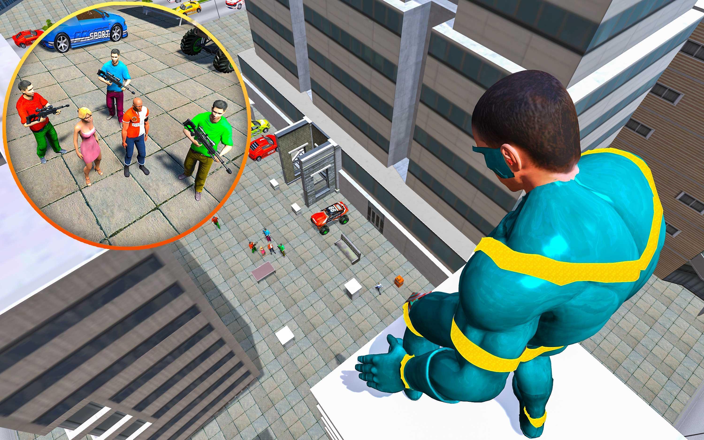 Light Speed Robot Doctor Hero - Rescue & Survival 2.3 Screenshot 4