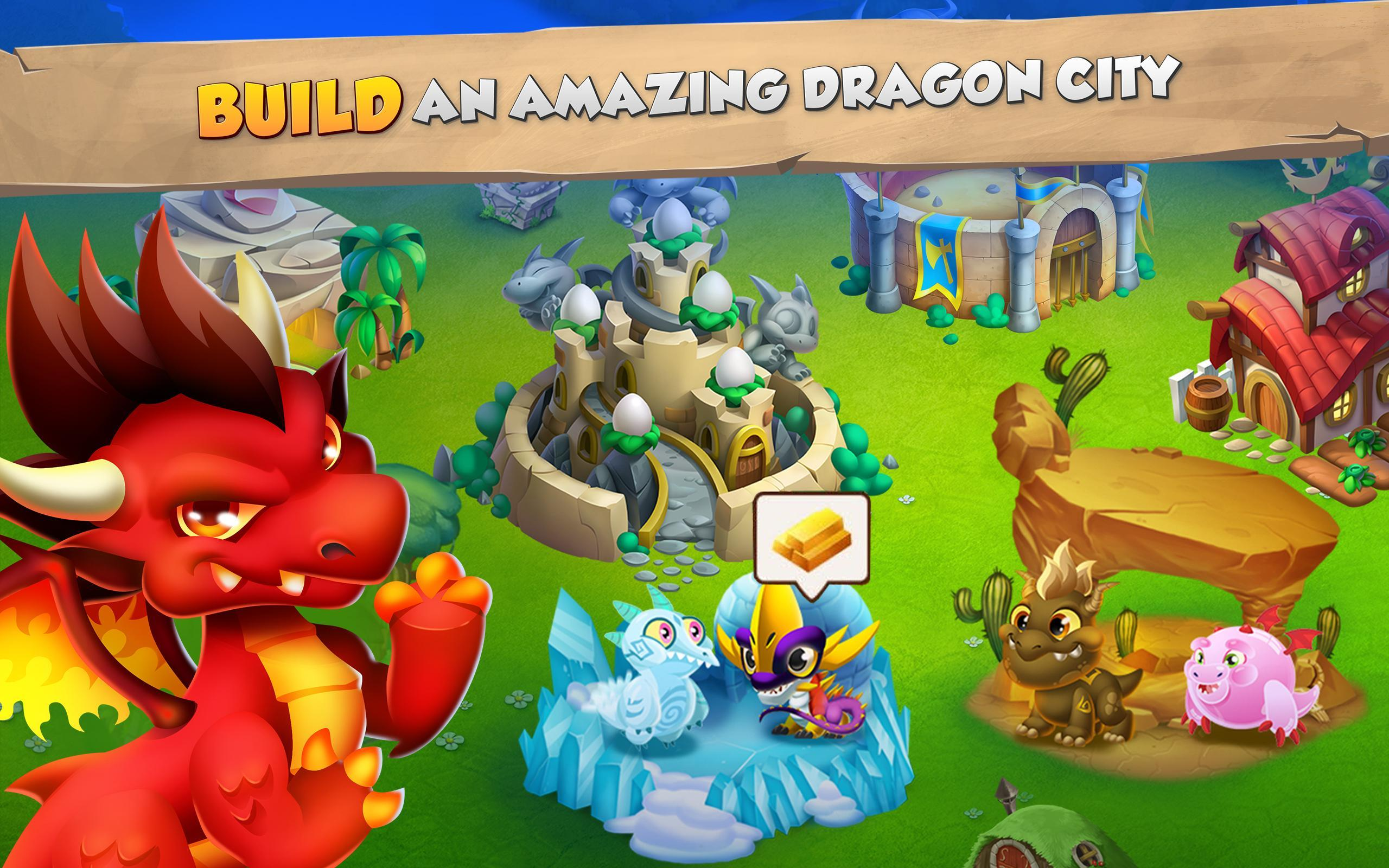 Dragon City 9.5.1 Screenshot 12