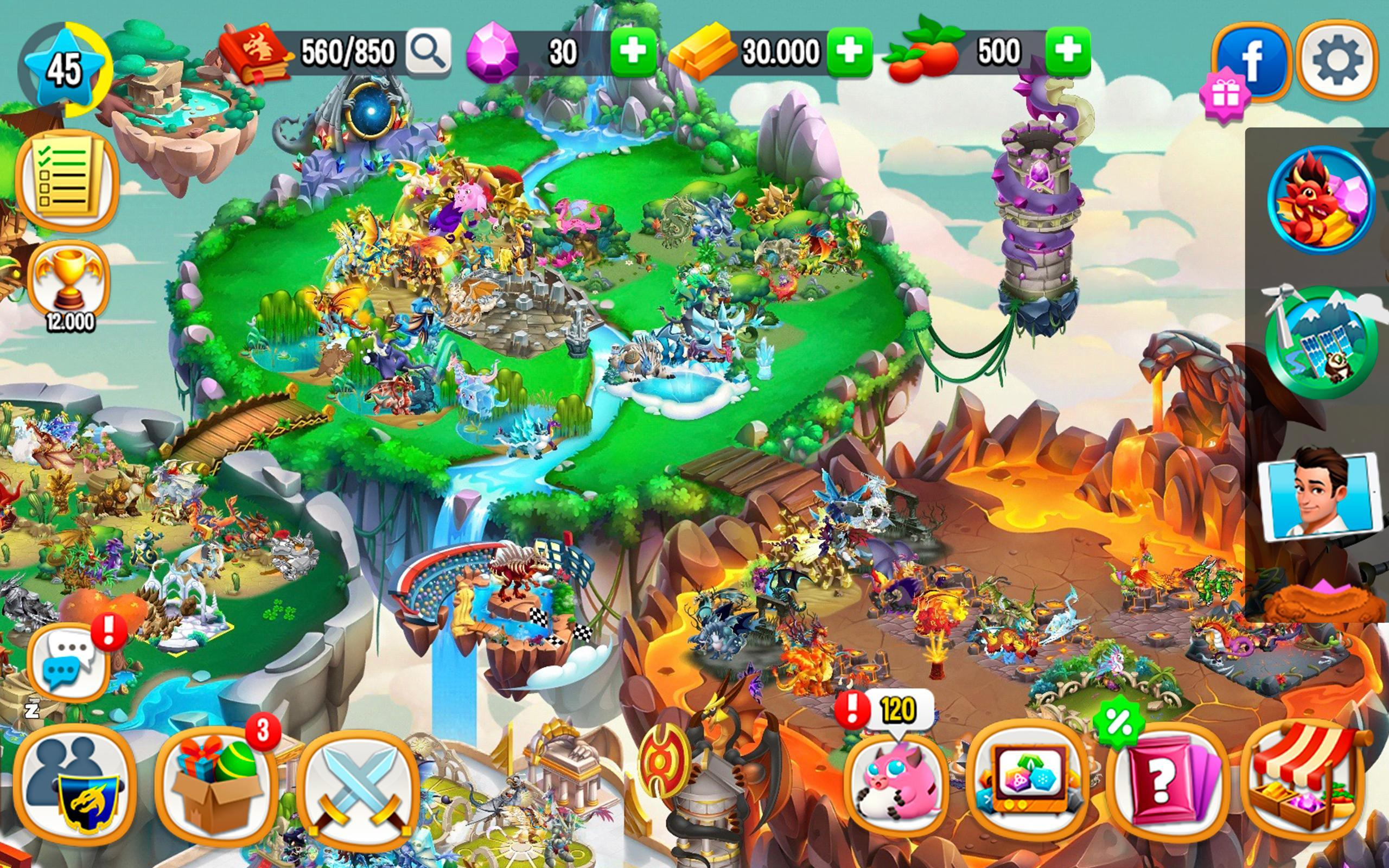 Dragon City 9.5.1 Screenshot 14