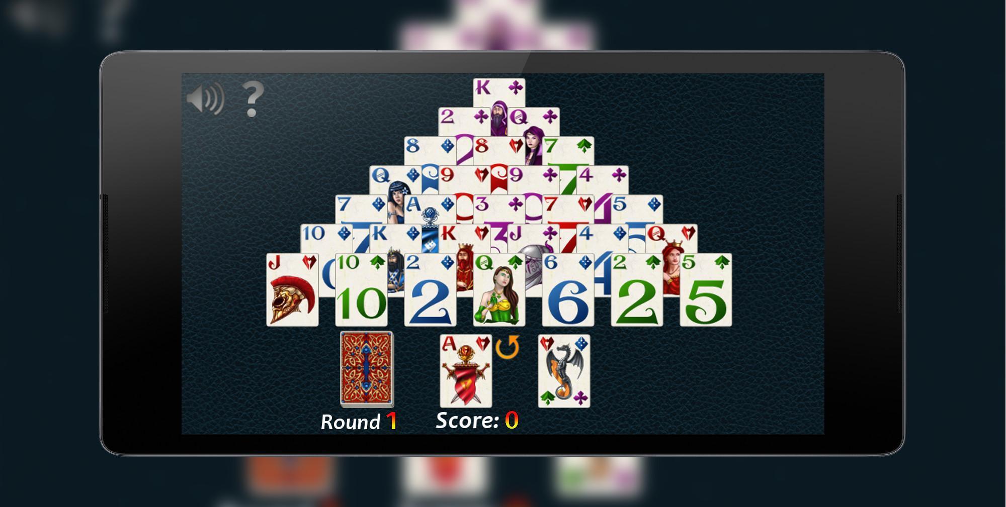 Pyramid Solitaire Fantasy 2.0.0 Screenshot 7