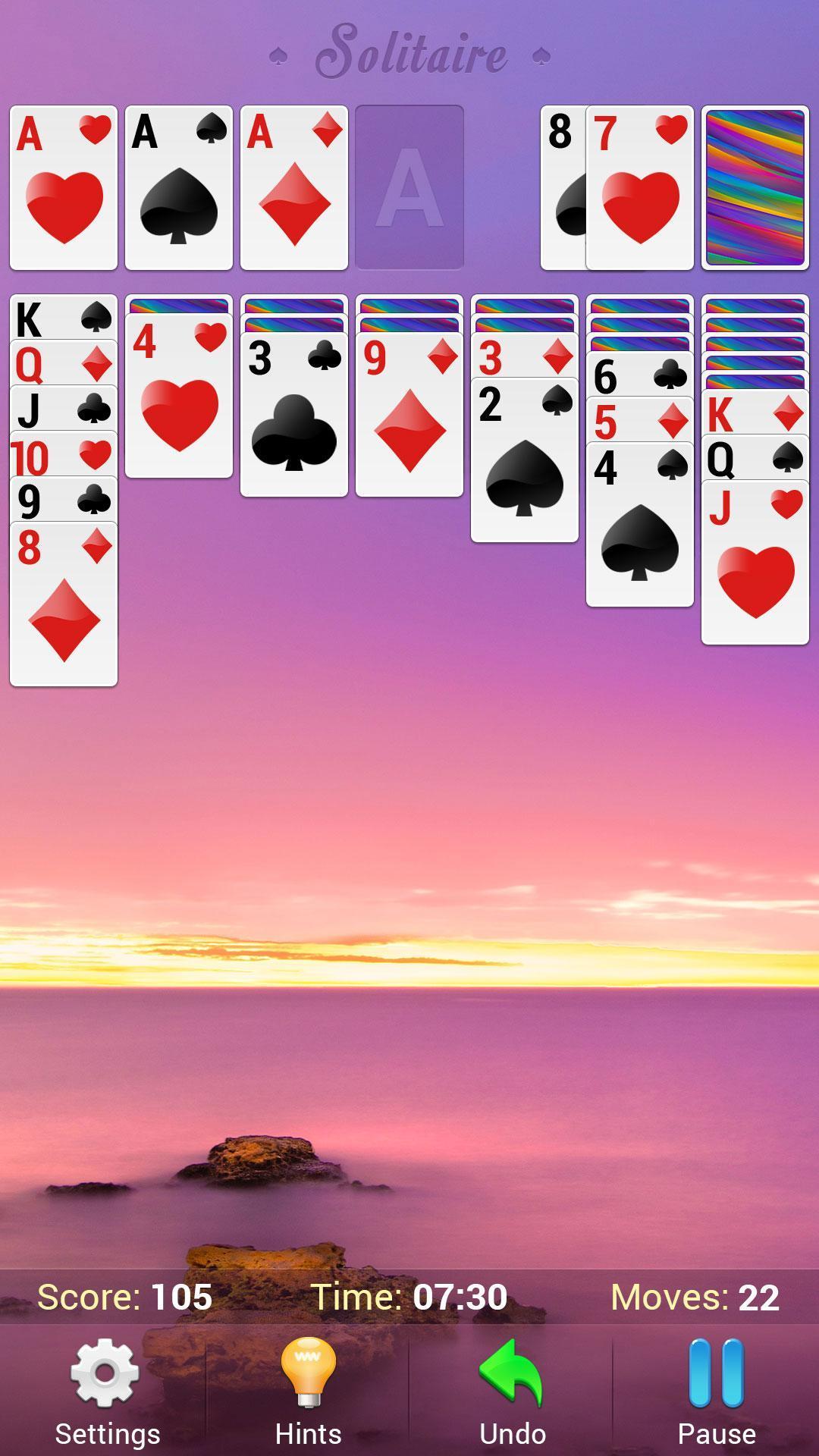 Solitaire Classic Klondike Solitaire Card Game 1.0.27 Screenshot 4