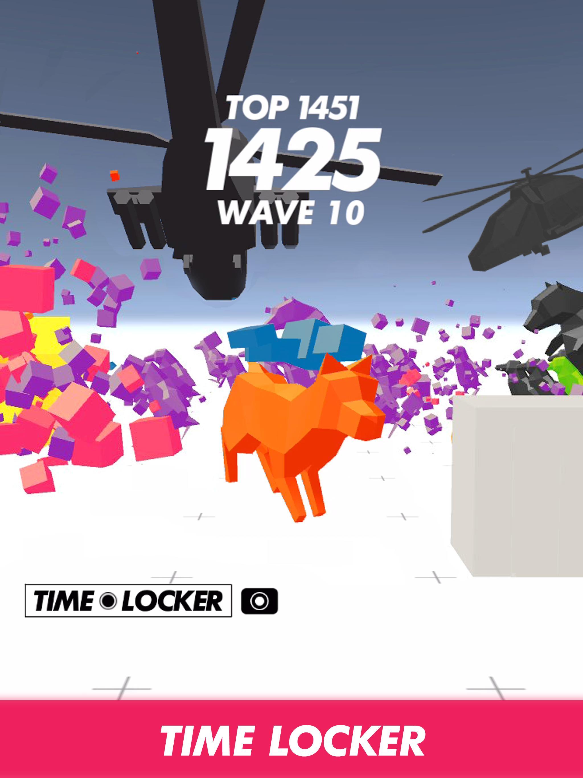 TIME LOCKER - Shooter 1.7.2 Screenshot 10