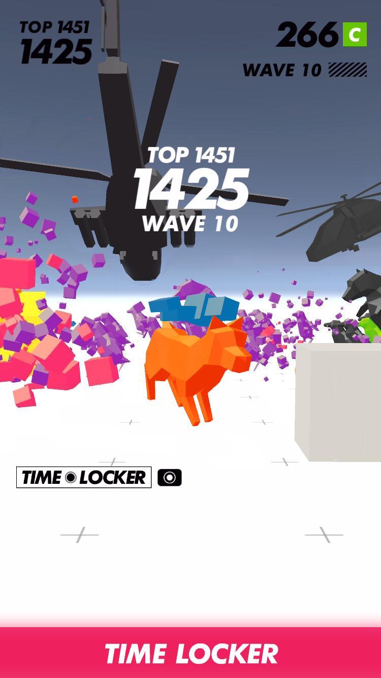 TIME LOCKER - Shooter 1.7.2 Screenshot 5