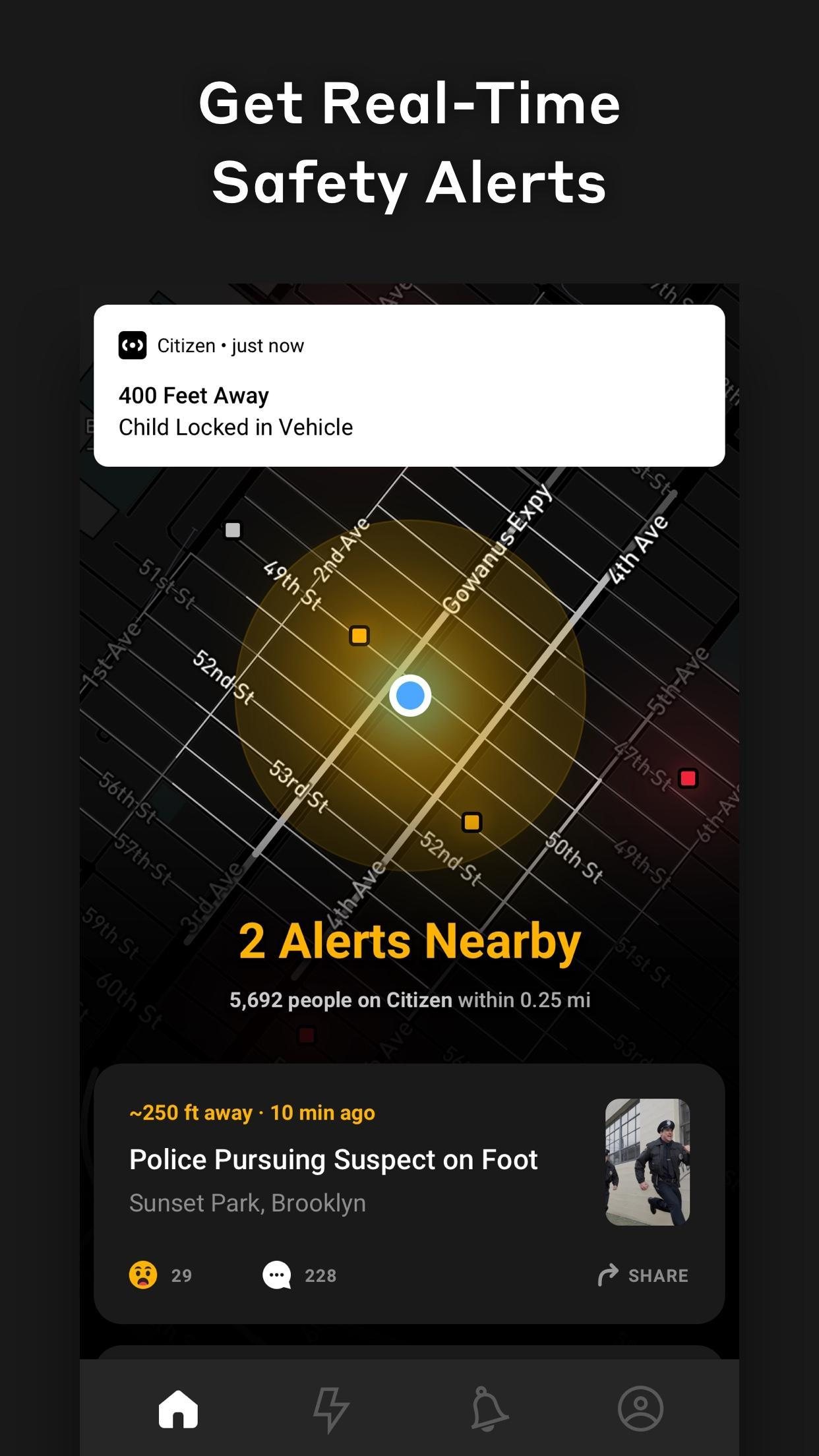 Citizen 0.971.0 Screenshot 1
