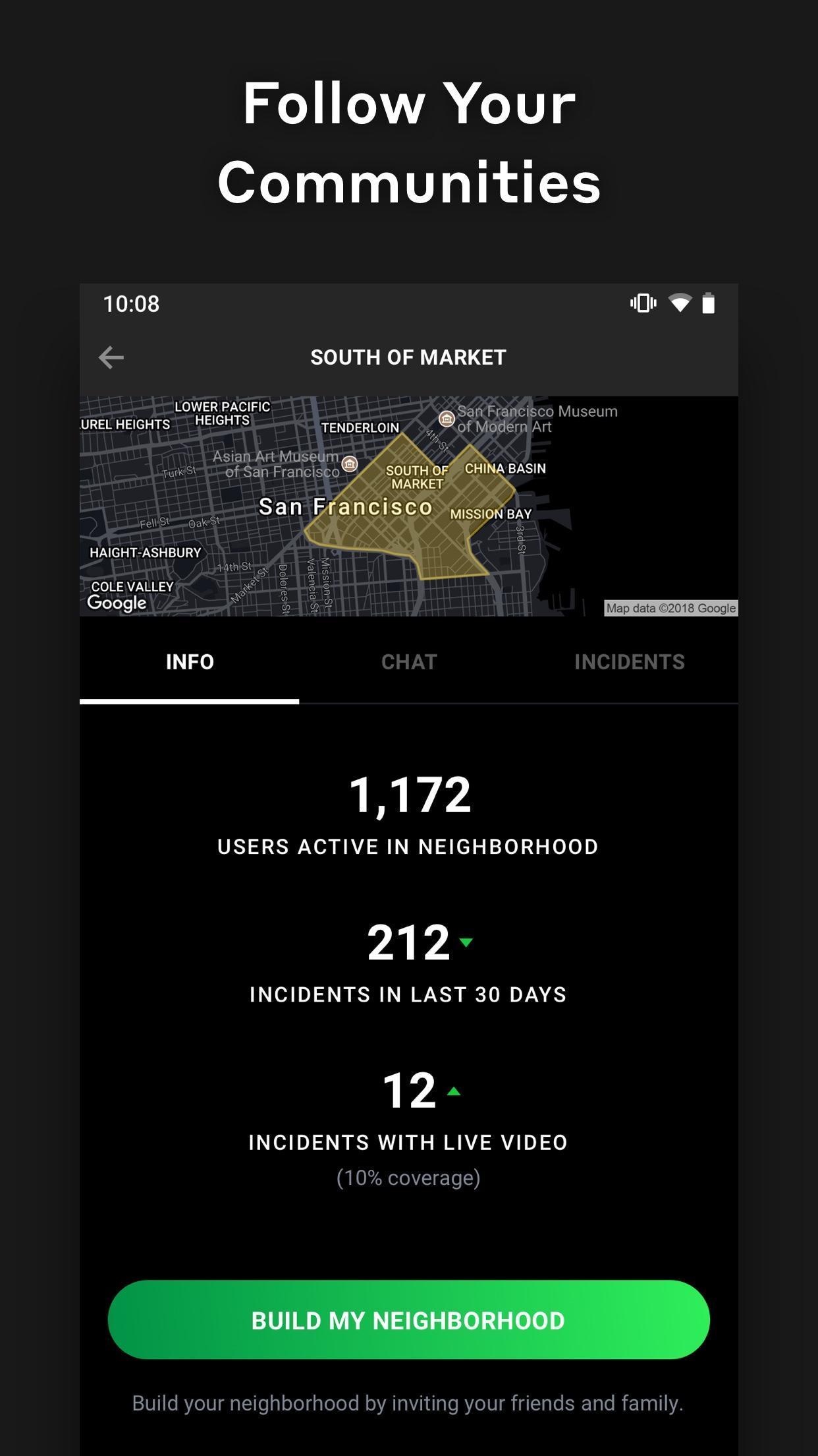 Citizen 0.971.0 Screenshot 5