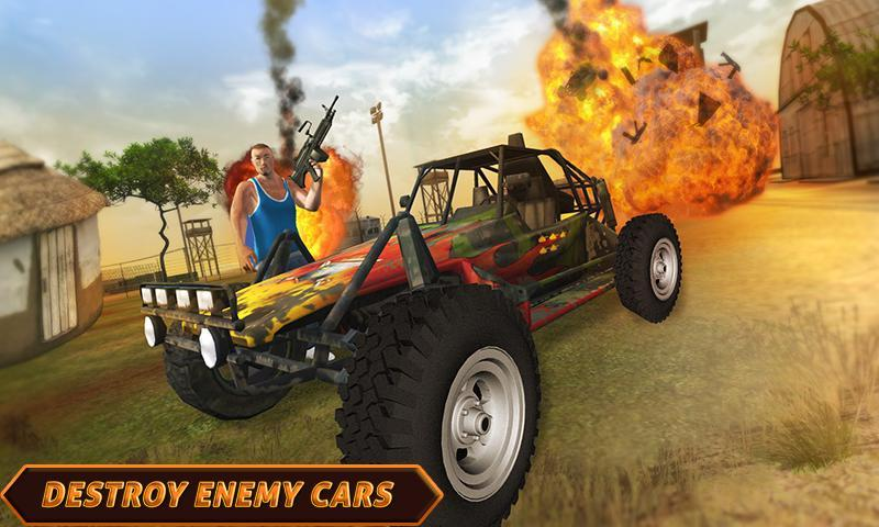 Buggy Vs Motorbike Death Arena Survival Game 1.0.2 Screenshot 1
