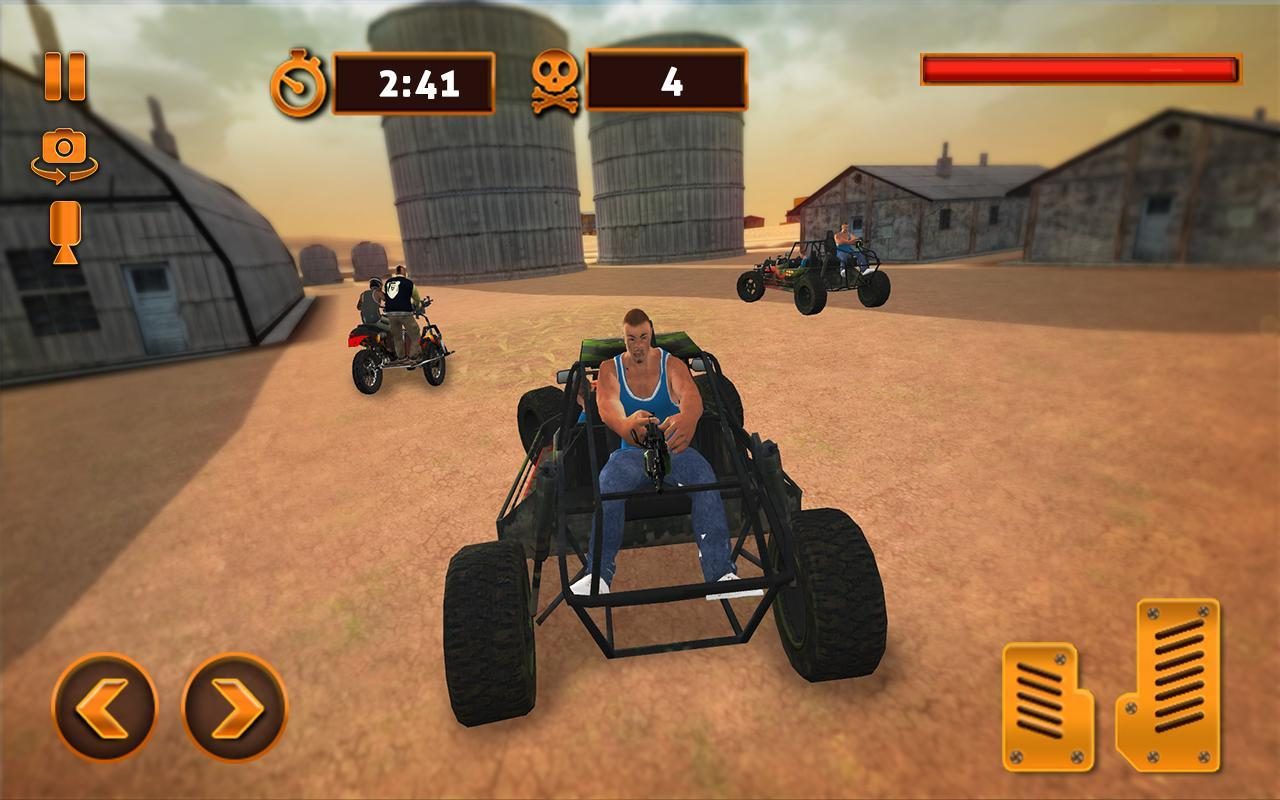 Buggy Vs Motorbike Death Arena Survival Game 1.0.2 Screenshot 10