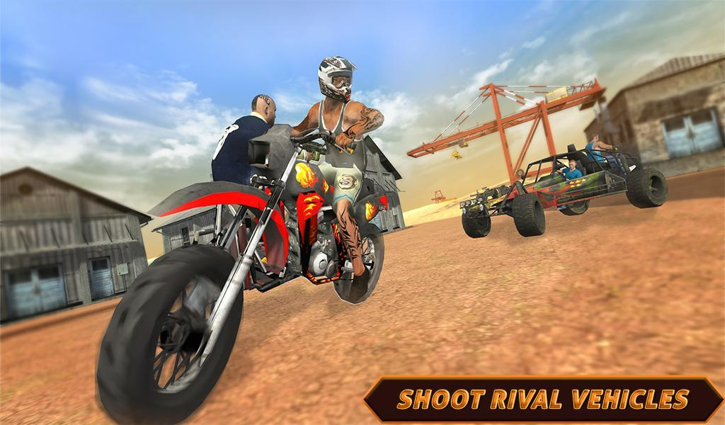 Buggy Vs Motorbike Death Arena Survival Game 1.0.2 Screenshot 12