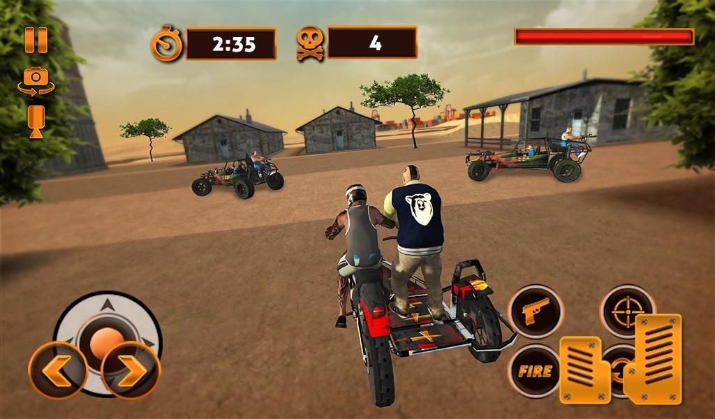 Buggy Vs Motorbike Death Arena Survival Game 1.0.2 Screenshot 14