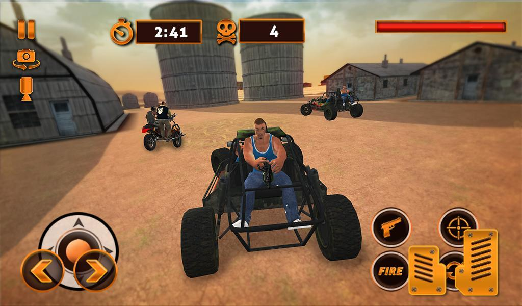 Buggy Vs Motorbike Death Arena Survival Game 1.0.2 Screenshot 15