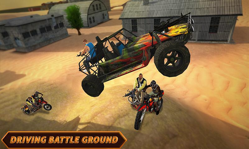 Buggy Vs Motorbike Death Arena Survival Game 1.0.2 Screenshot 3