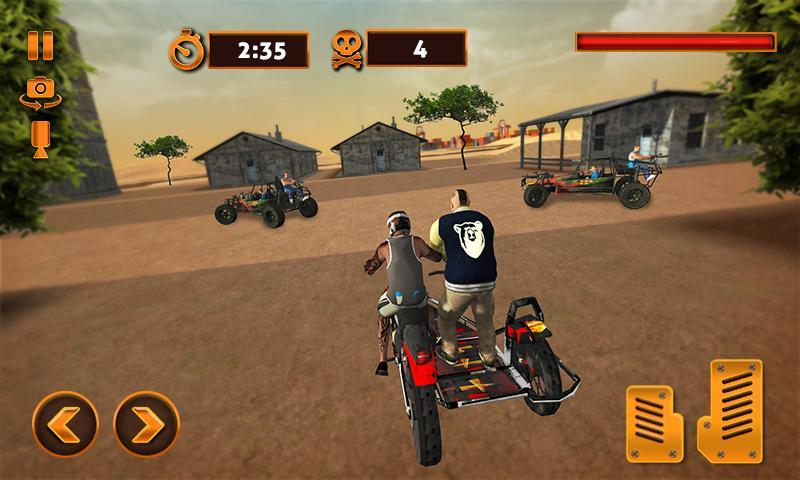 Buggy Vs Motorbike Death Arena Survival Game 1.0.2 Screenshot 4