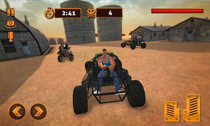 Buggy Vs Motorbike Death Arena Survival Game 1.0.2 Screenshot 5