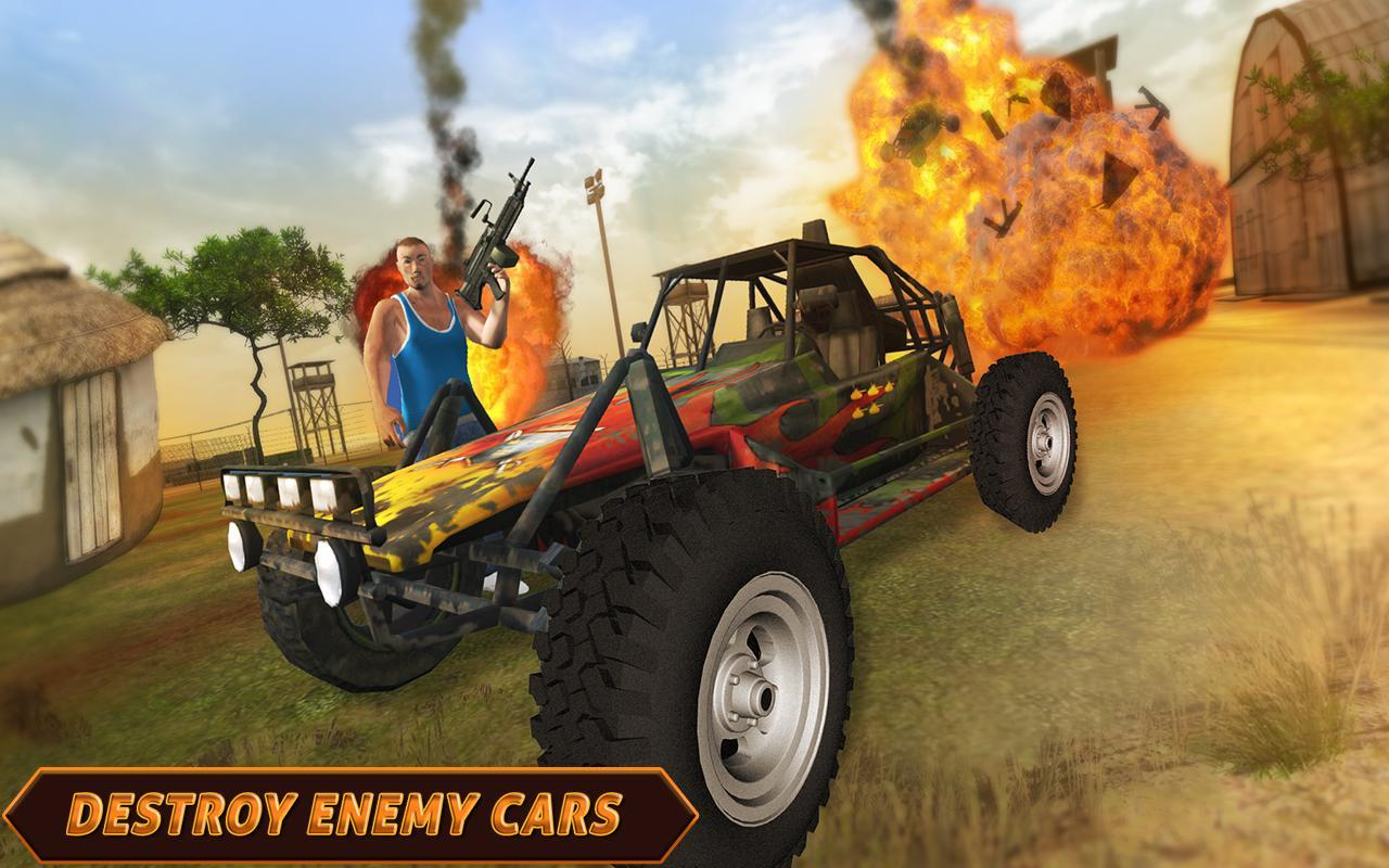 Buggy Vs Motorbike Death Arena Survival Game 1.0.2 Screenshot 6