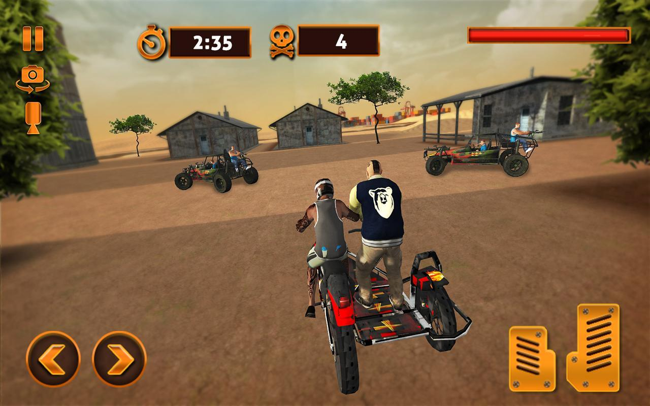 Buggy Vs Motorbike Death Arena Survival Game 1.0.2 Screenshot 9