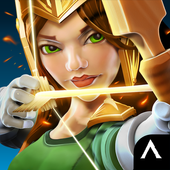 Arcane Legends MMO-Action RPG app icon