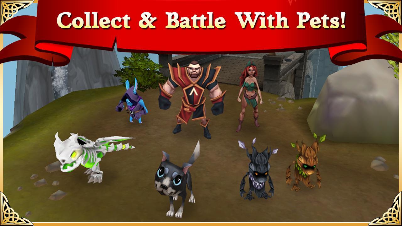 Arcane Legends MMO-Action RPG 2.6.2 Screenshot 13