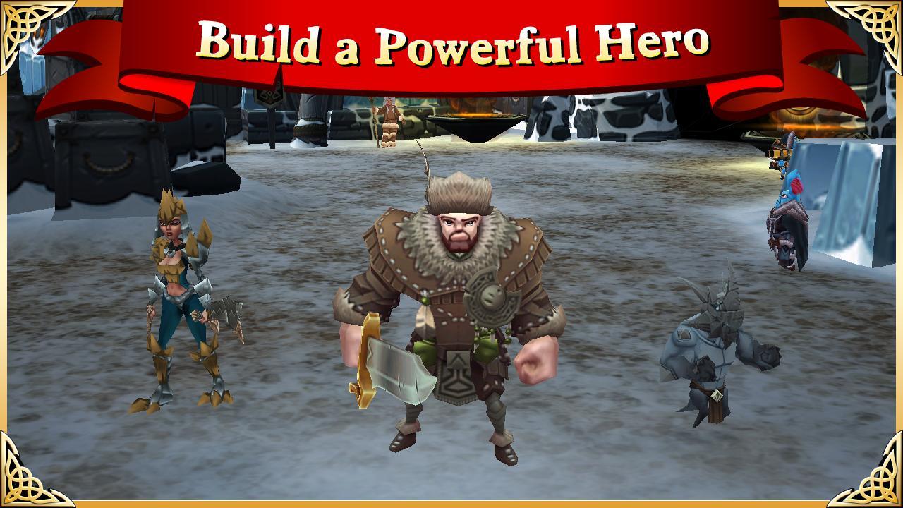 Arcane Legends MMO-Action RPG 2.6.2 Screenshot 16