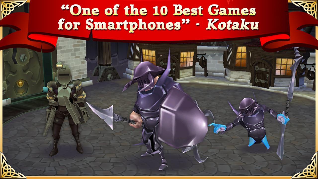 Arcane Legends MMO-Action RPG 2.6.2 Screenshot 18