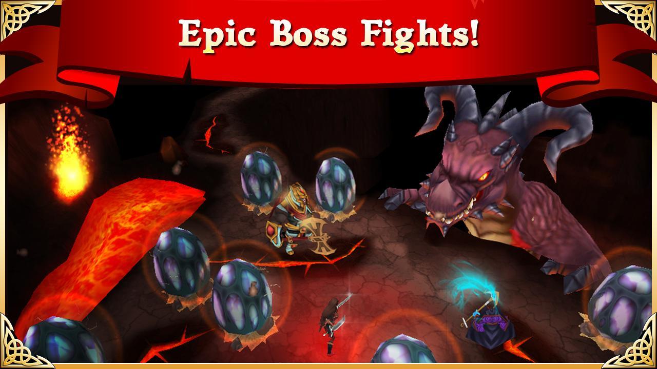 Arcane Legends MMO-Action RPG 2.6.2 Screenshot 19