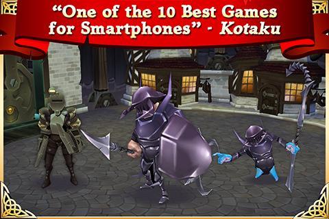 Arcane Legends MMO-Action RPG 2.6.2 Screenshot 2