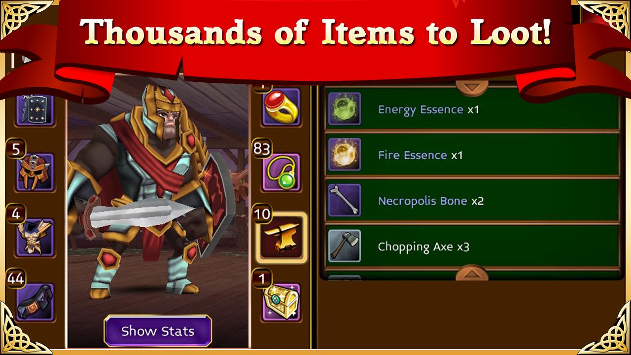Arcane Legends MMO-Action RPG 2.6.2 Screenshot 22
