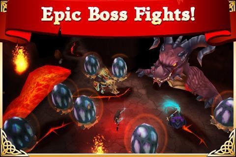 Arcane Legends MMO-Action RPG 2.6.2 Screenshot 3