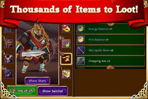Arcane Legends MMO-Action RPG 2.6.2 Screenshot 6