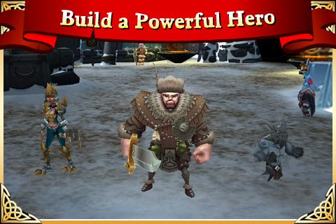 Arcane Legends MMO-Action RPG 2.6.2 Screenshot 7