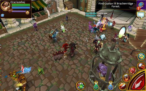 Arcane Legends MMO-Action RPG 2.6.2 Screenshot 8
