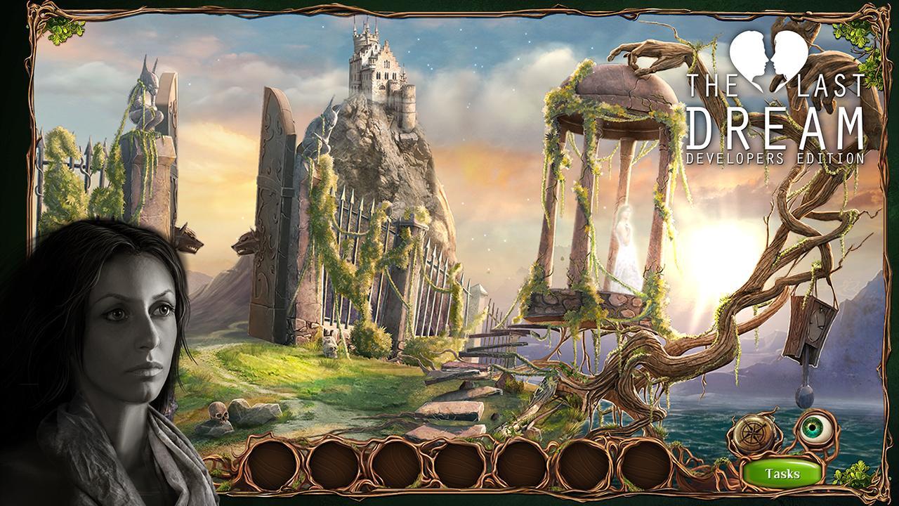 The Last Dream Puzzle adventure 1.25 Screenshot 1
