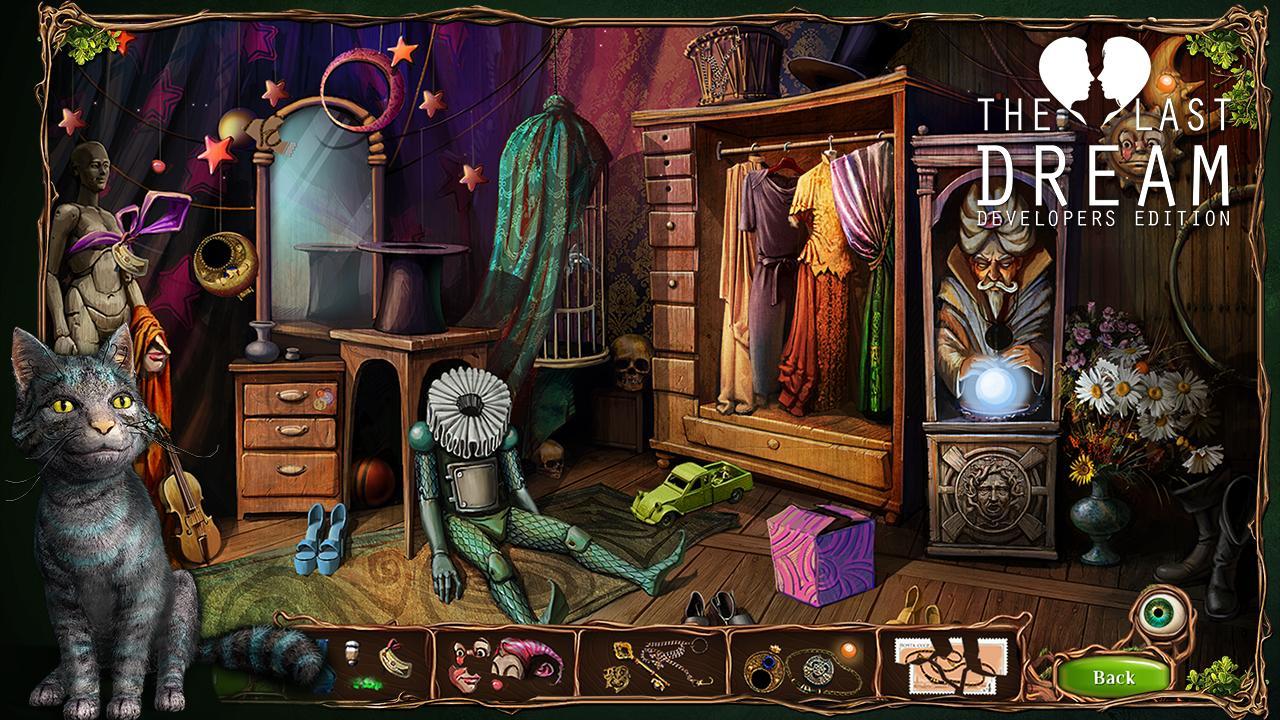 The Last Dream Puzzle adventure 1.25 Screenshot 3