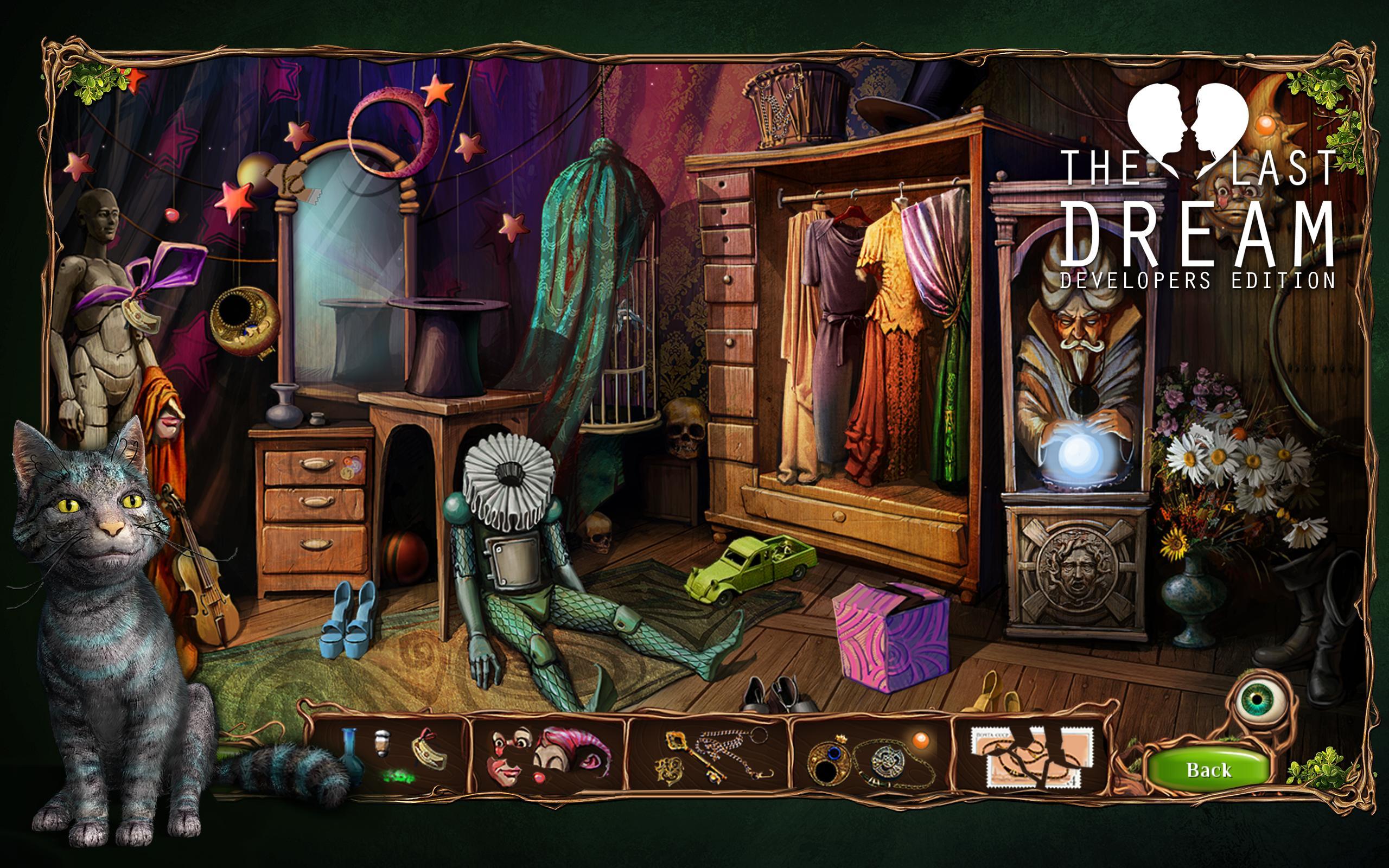 The Last Dream Puzzle adventure 1.25 Screenshot 8