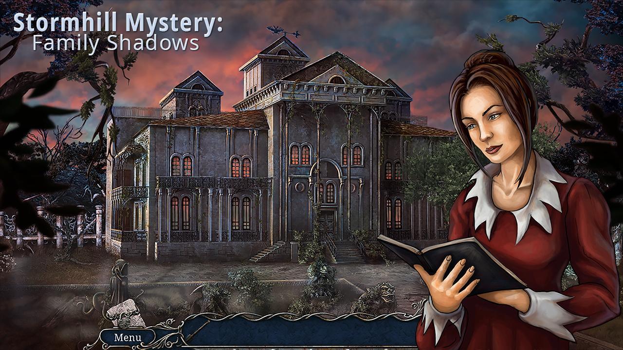 Stormhill Mystery: Family Shadows 1.1 Screenshot 2