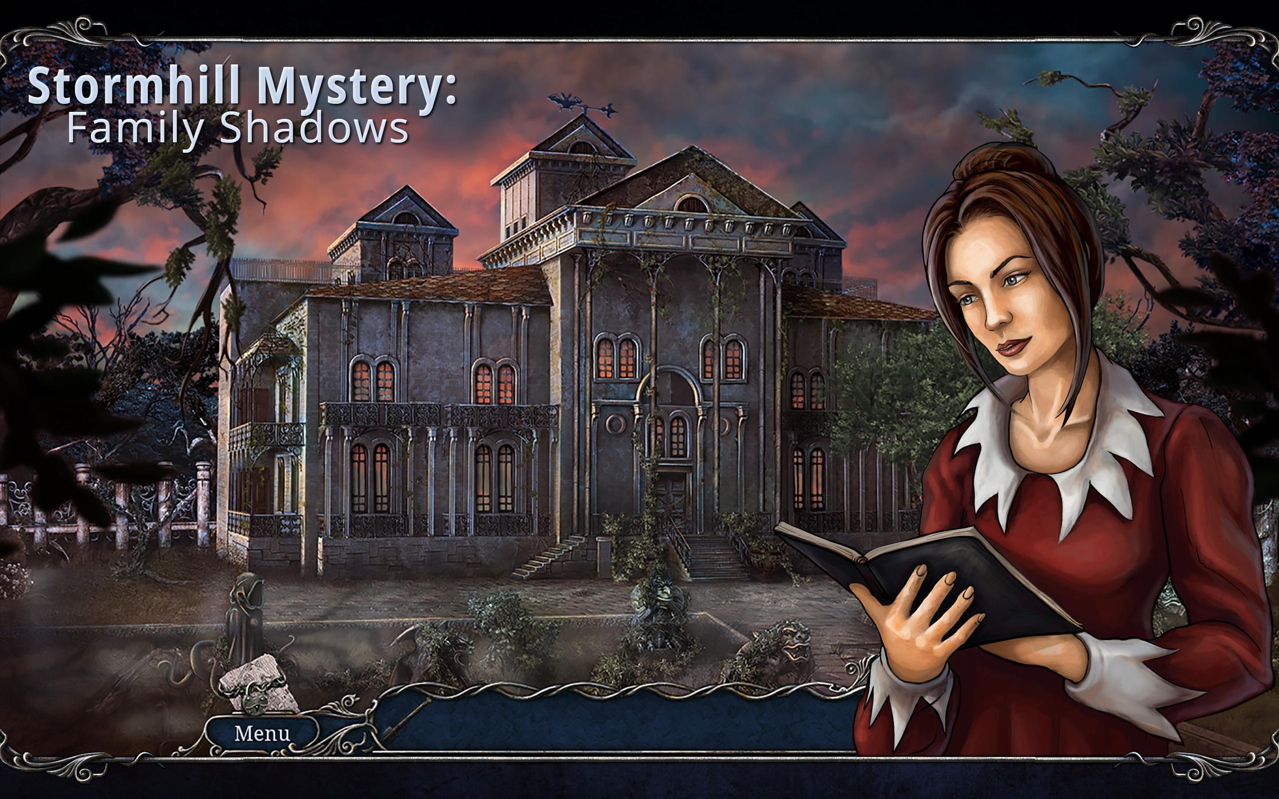 Stormhill Mystery: Family Shadows 1.1 Screenshot 8
