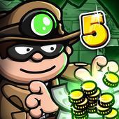 Bob The Robber 5 Temple Adventure by Kizi games app icon