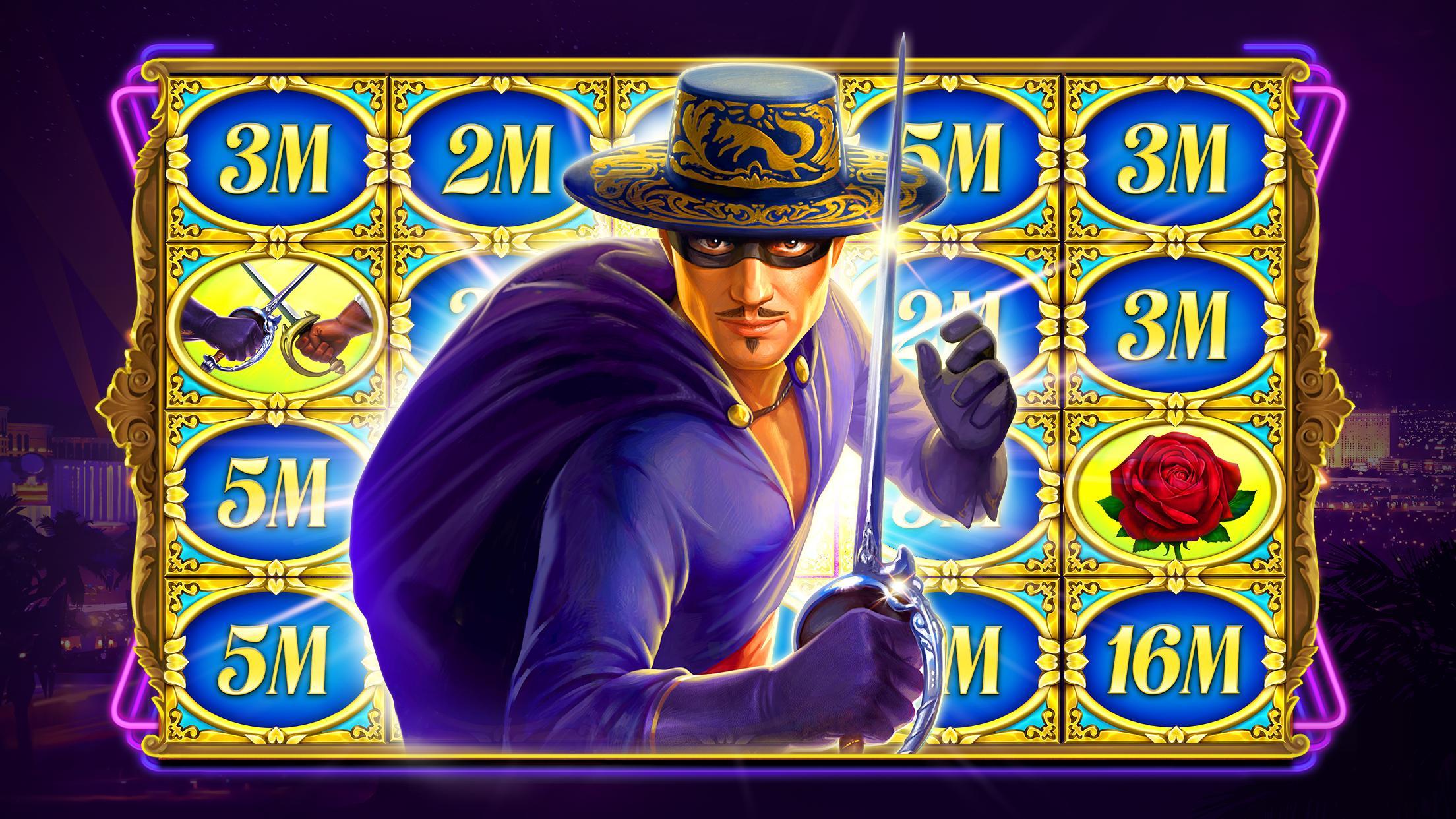 Gambino Slots: Free Online Casino Slot Machines 3.50 Screenshot 1