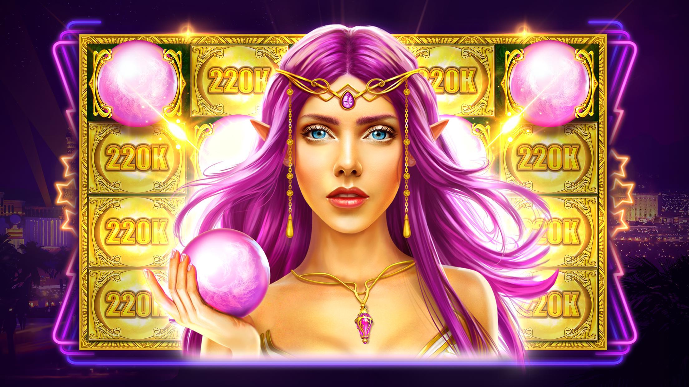 Gambino Slots: Free Online Casino Slot Machines 3.50 Screenshot 12