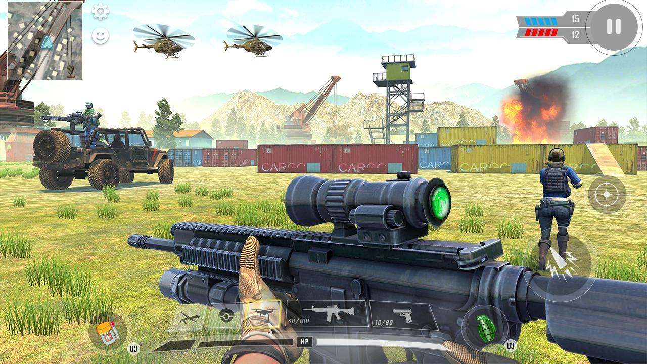 Commando Adventure Assassin Free Games Offline 1.42 Screenshot 13
