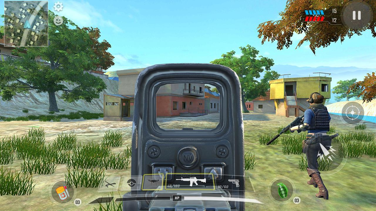 Commando Adventure Assassin Free Games Offline 1.42 Screenshot 4